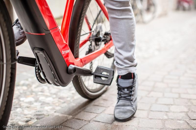 Brose Motor E-Bike