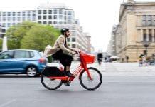E-Bike-Sharing-Angebot
