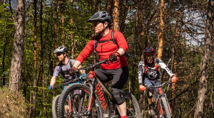 Deutsche E-Bike-Meisterschaft in Bad Wildbach