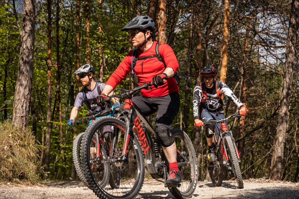 Deutsche E-Bike-Meisterschaft in Bad Wildbach