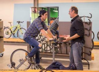 Fahrrad-Geometrie