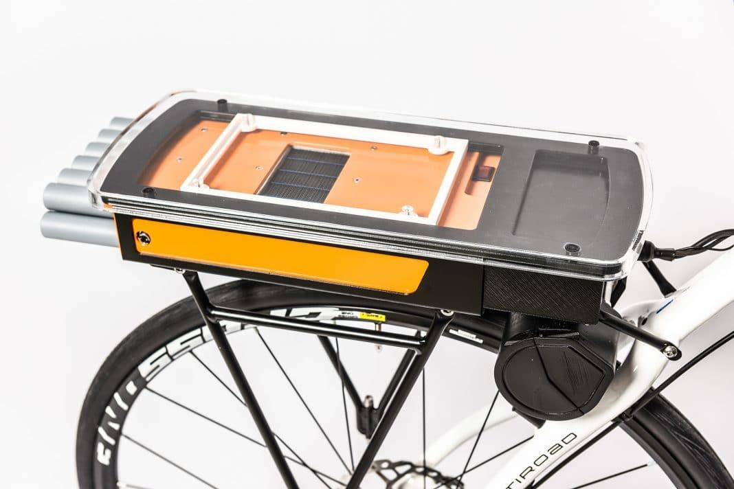 Wasserstoffantrieb fürs Fahrrad