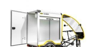 Lastenrad Humbaur Flexbike - Dreirad statt Kleinlaster
