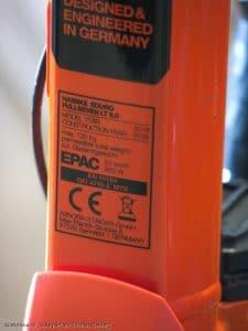 CE Kennzeichnung