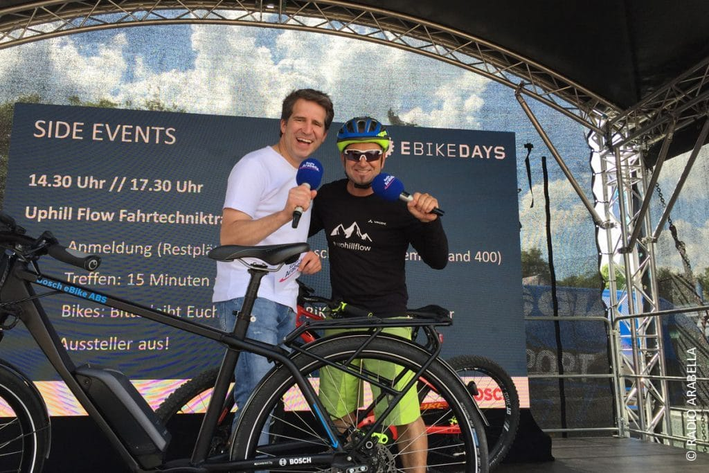 E-Bike Days 2019 Uli Florl