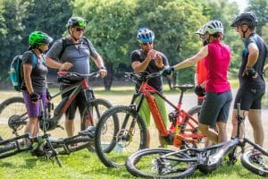 Trail-Experience - E-Bike Days 2019