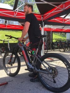 E-Bike Days 2019 Test