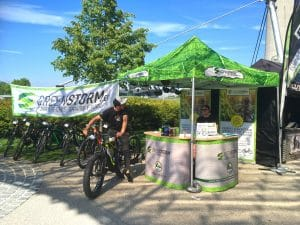 Greenfinder - E-Bike Days 2019