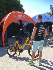 E-Bike Days 2019 Testfahrt