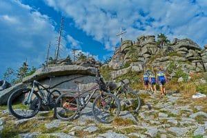 Bike Transbayerwald