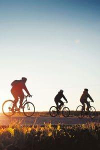Fahrradfreundliches Finnland