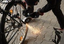 Test Fahrradschloss