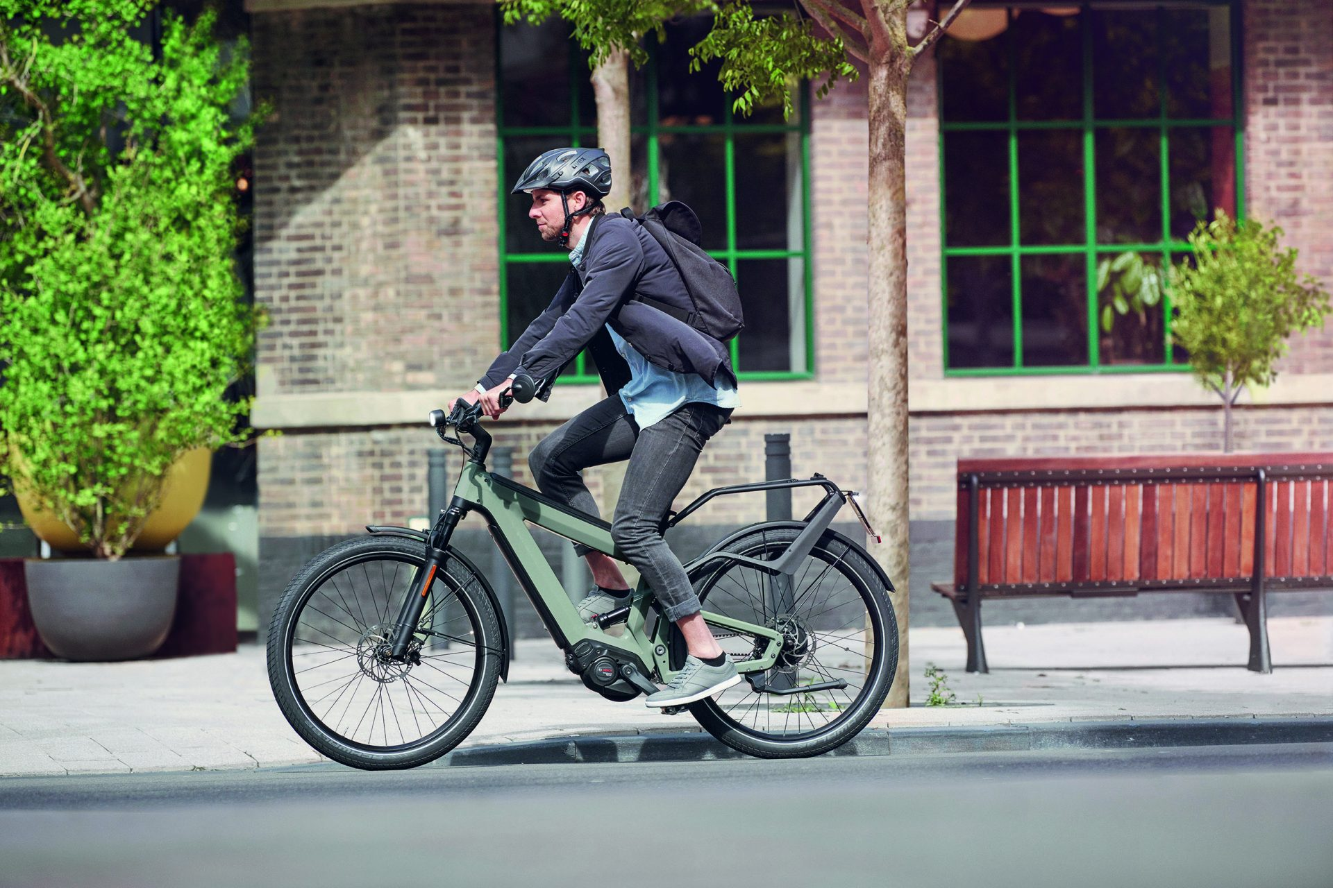 Bosch E-Bike Motore 2020 Performance Line