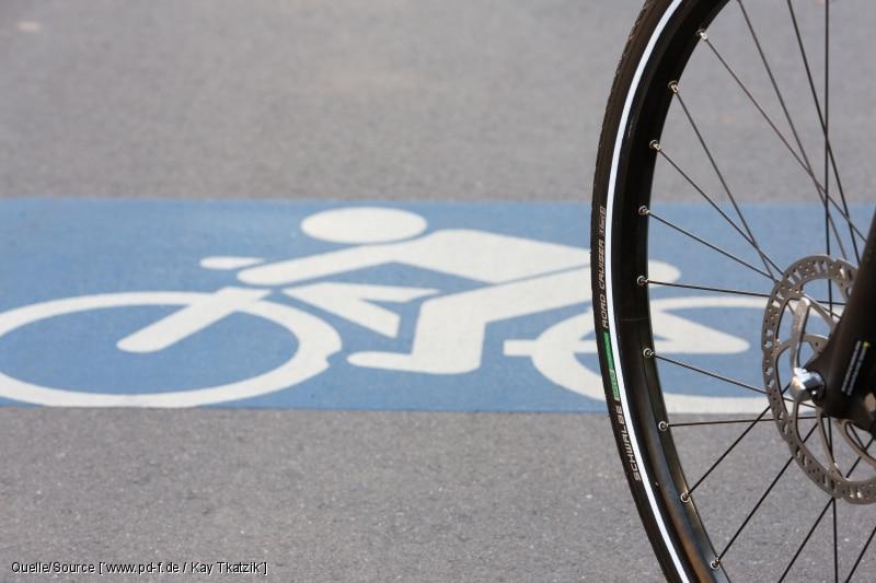 Fahrradweg nicht für das S-Pedelec