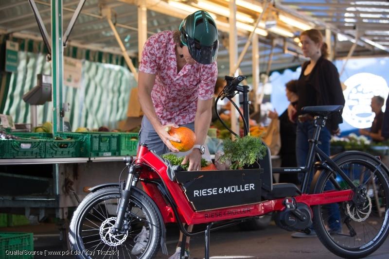 E-Bike Lastenrad