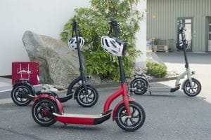 e-Scooter Metz Moover