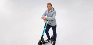 Nico Rosberg TIER Mobility