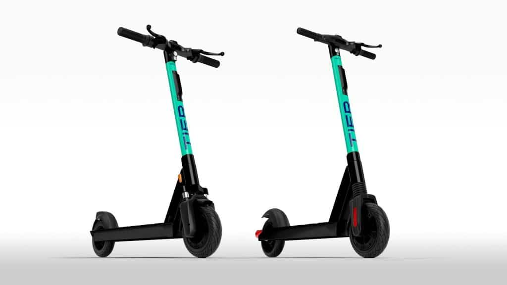 TIER Mobility E-Scooter