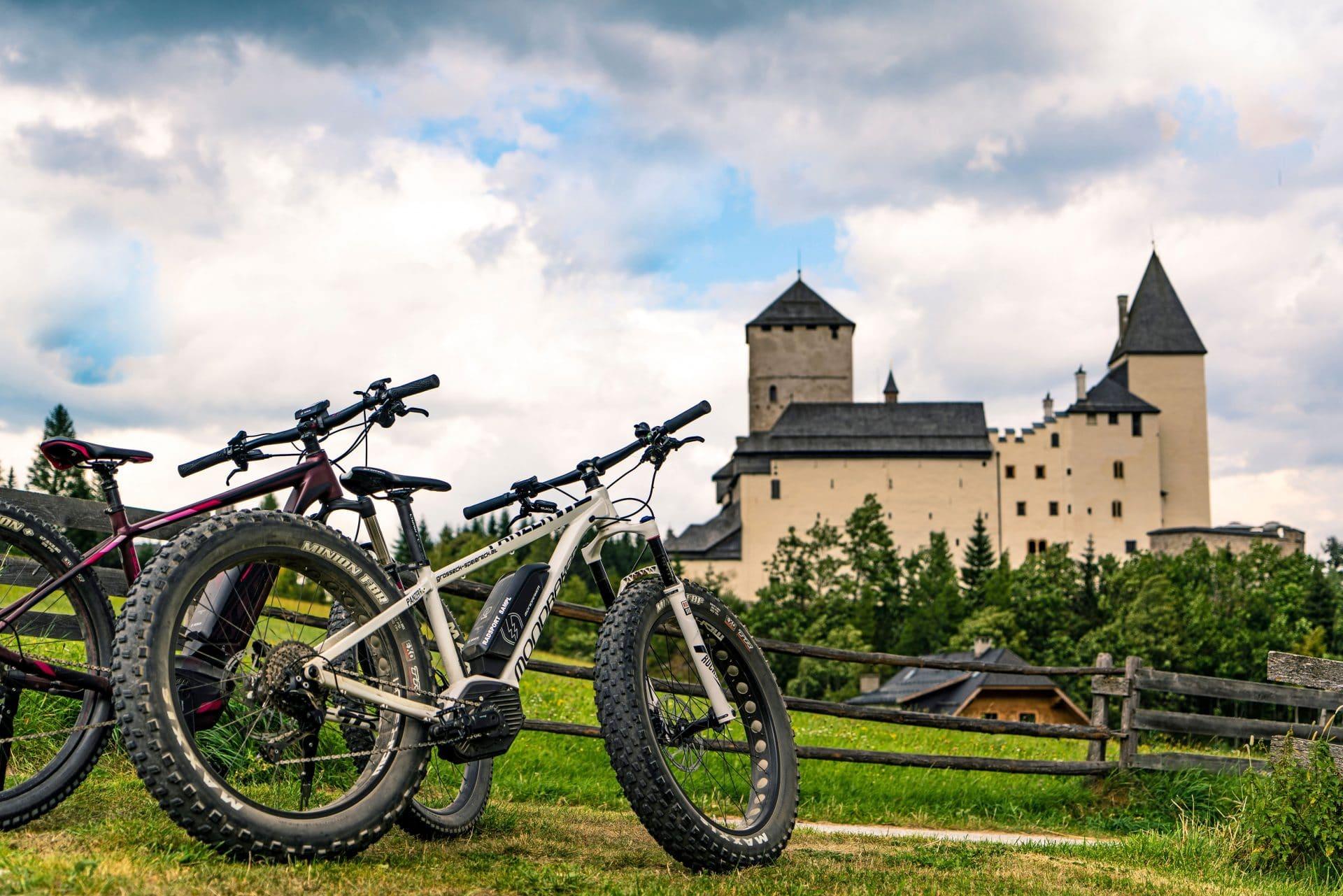 Salzburger Lungau e-Bike