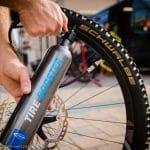 Pumpe Tubeless-Reifen