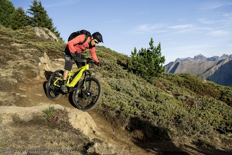 E‐Mountainbiken