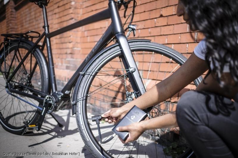 Fahrrad Pumpe