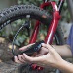 Automatikpumpe Fahrrad