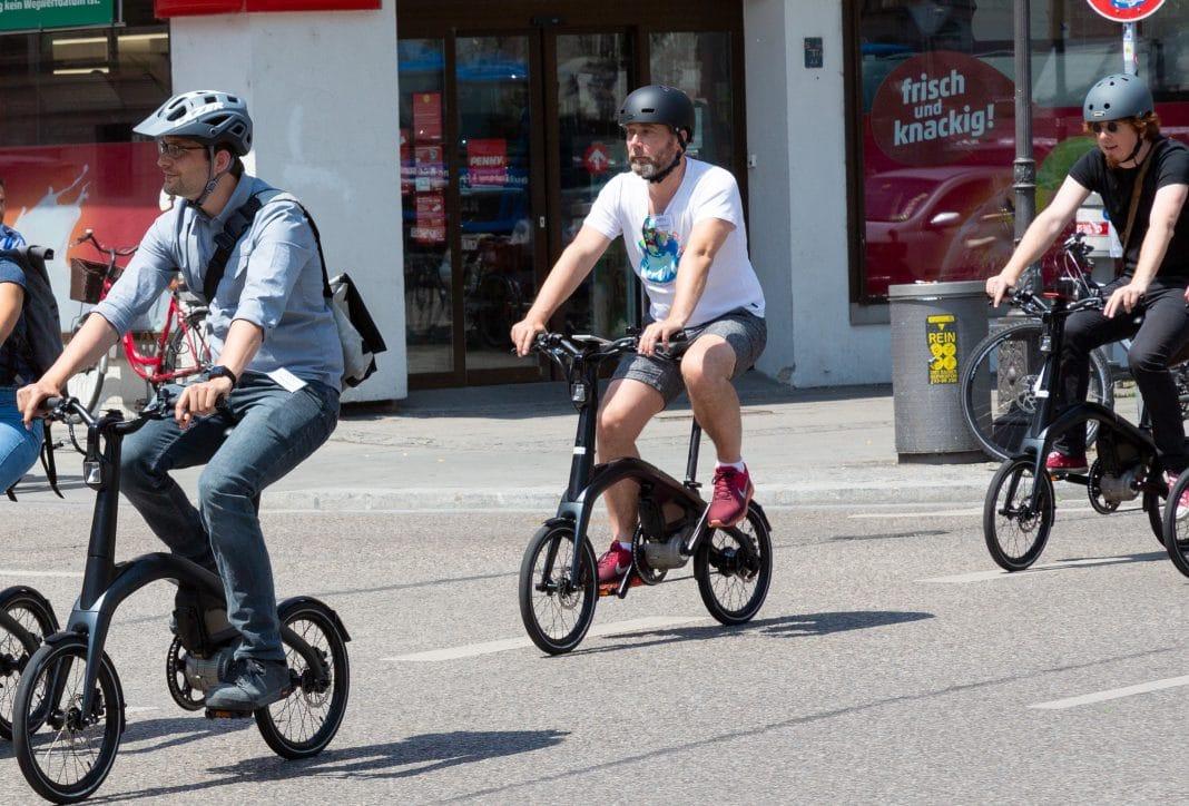 Ariv E-Bikes Meld und Merge