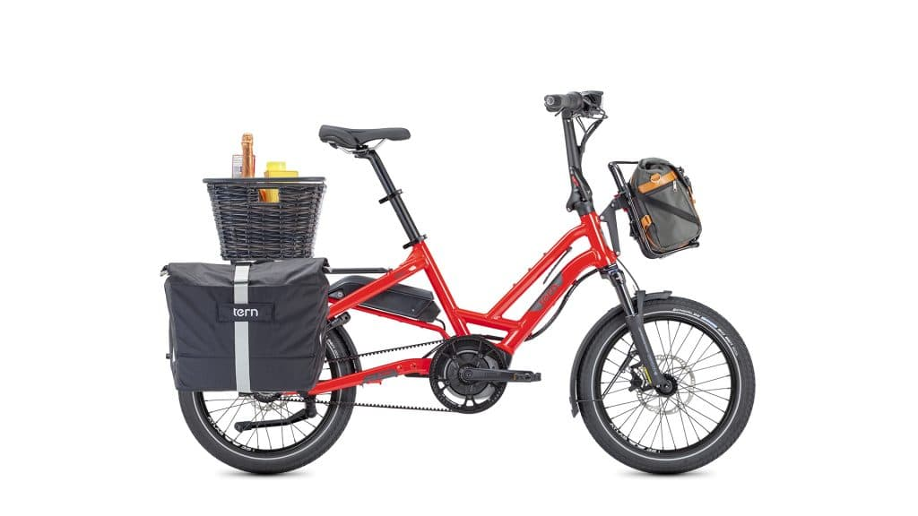 E-Bike Tern HSD