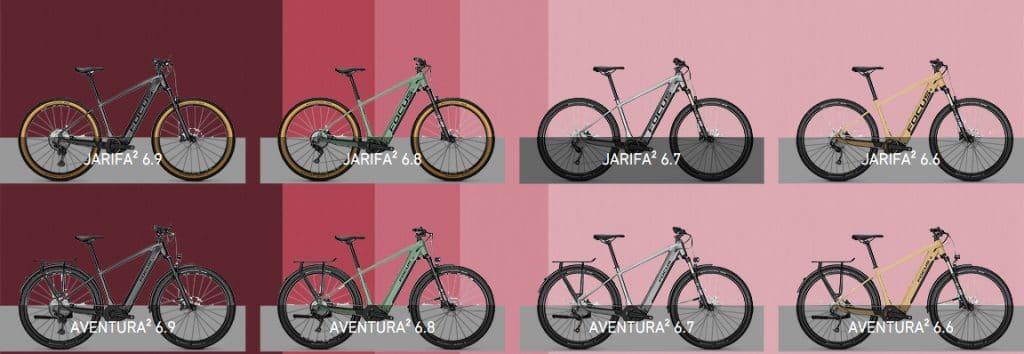 Focus Jarifa² / Aventura²