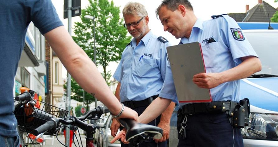 Verkehrskontrolle: Chiptuning bei eBike