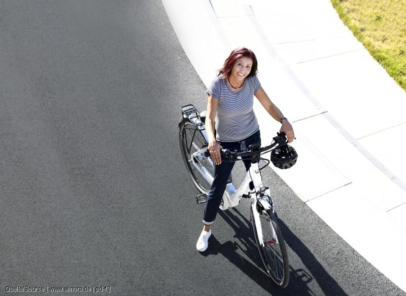 Positive Effekte des Radfahrens
