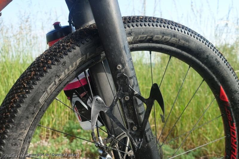 Selbstversorger auf dem Bike