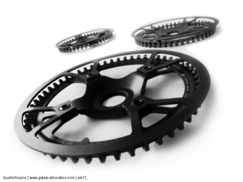 Carbon-Laufradsätze Synthesis E-Bike
