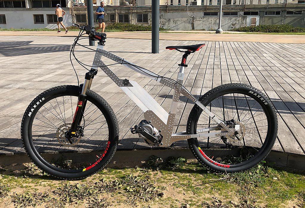 Avial E-Mountainbike