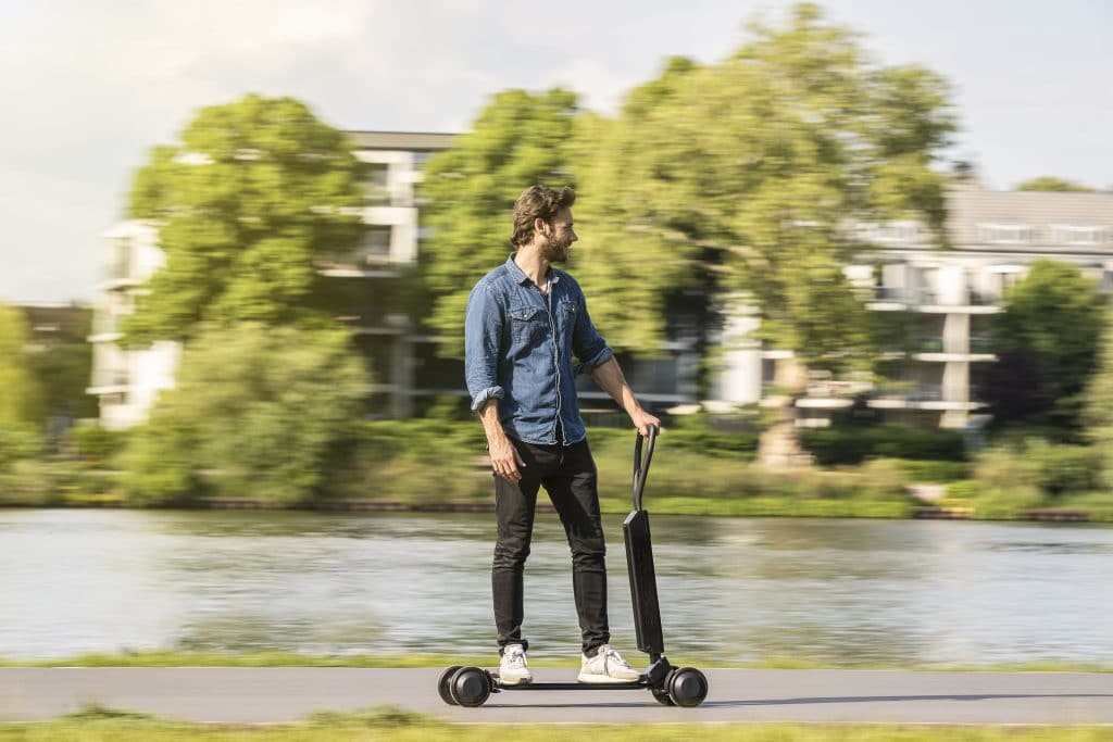 e-tron Scooter