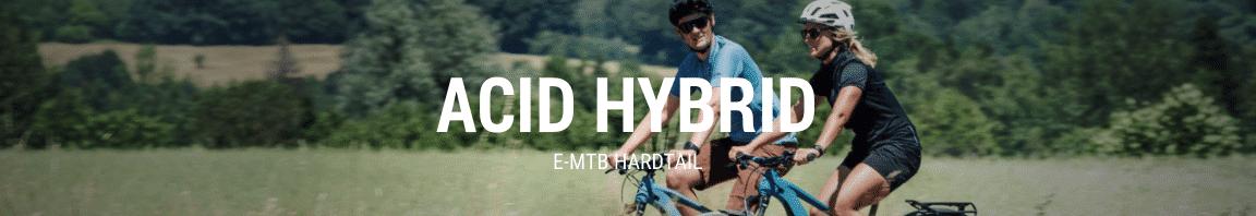 Cube Acid HybridModelle