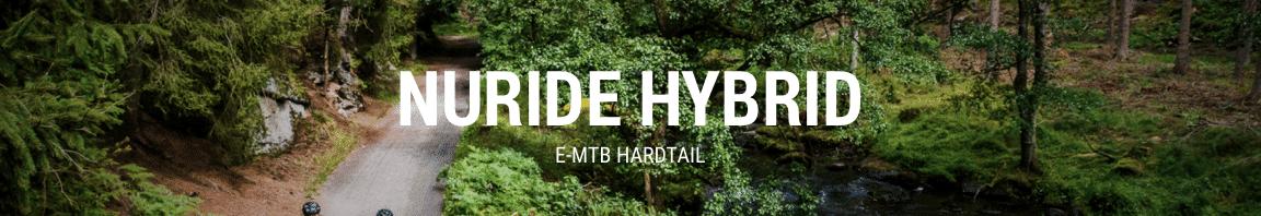 Cube Nuride Hybrid Modelle 2020