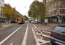 Ausfahrten und Kreuzungen