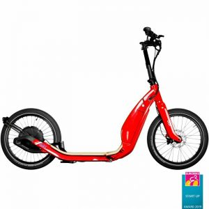 START-UP AWARD WINNER – AER 557 Adult Electric Scooter
