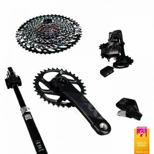 GOLD AWARD WINNER – Sram & Rockshox AXS-Technologie
