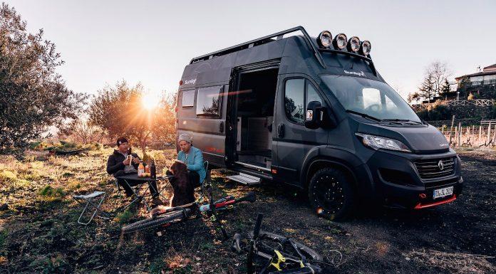 Sunlight CLIFF 4×4 Adventure Van