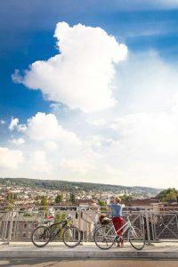 Über den Dächern von Wuppertal