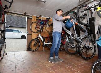 E-Bikes richtig einlagern