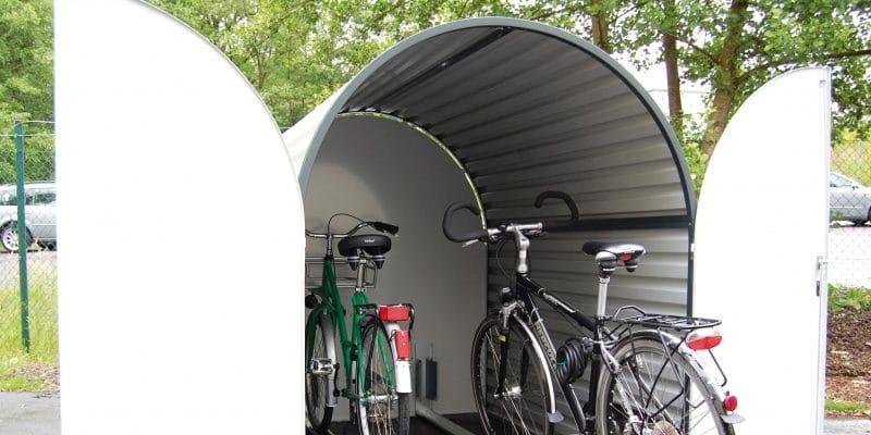 Garage für eBikes