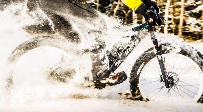 E-Bike-Touren im Winter