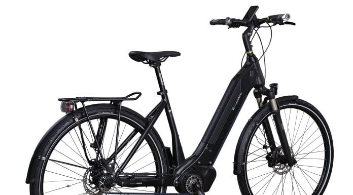 Unter anderem die E-Bike Manufaktur hat auf den E-Antrieb von Continental gesetzt