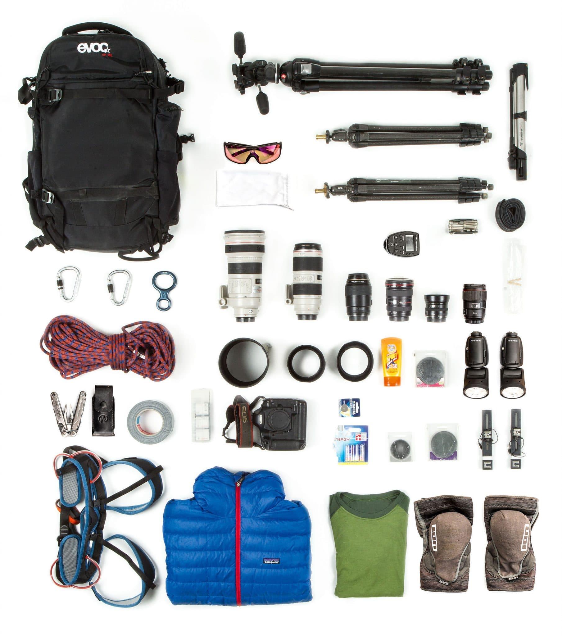 Equipment EOS 1DX Mk 2