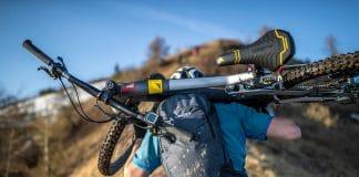 Echte Bio-Biker haben sich den Gipfel verdient!