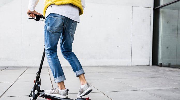 "E-Scooter Moovi ""StVo Pro"""